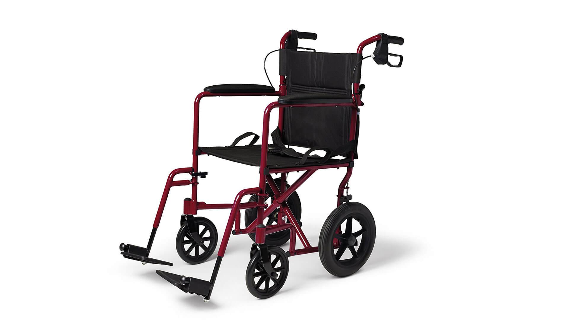 Bon Medline Transport Wheelchair