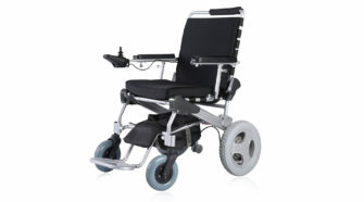EZ Lite Cruiser Deluxe Review power wheelchair
